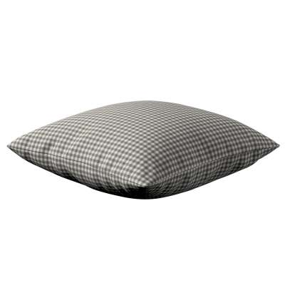 Kinga cushion cover in collection Quadro, fabric: 136-10