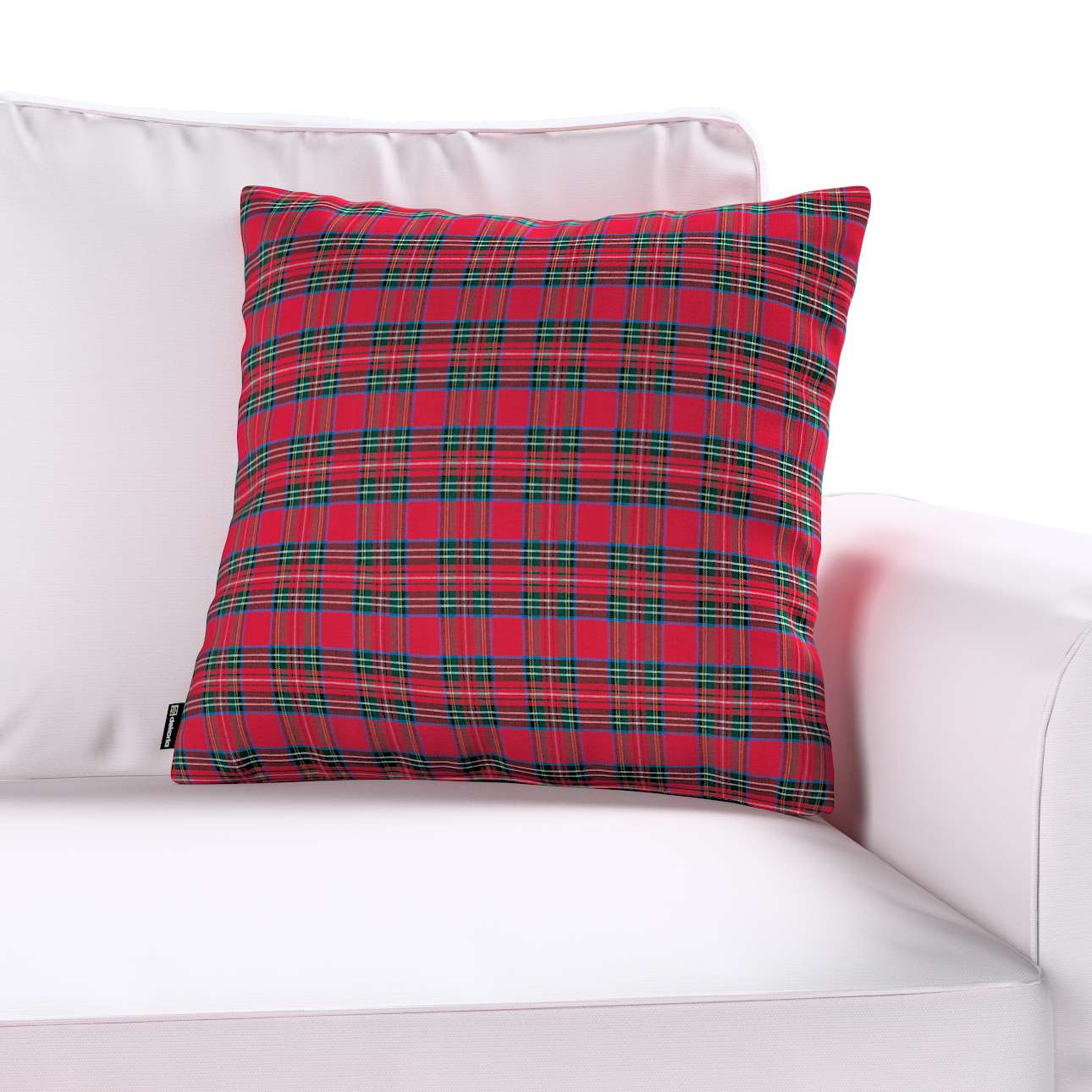 Poszewka Kinga na poduszkę w kolekcji Bristol, tkanina: 126-29