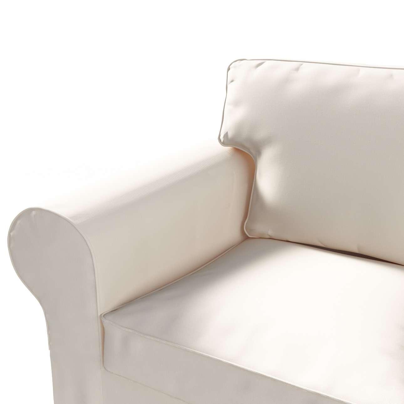 Ektorp trekk 3 seter sovesofa uten boks fra kolleksjonen Etna - Ikke for gardiner, Stoffets bredde: 705-01