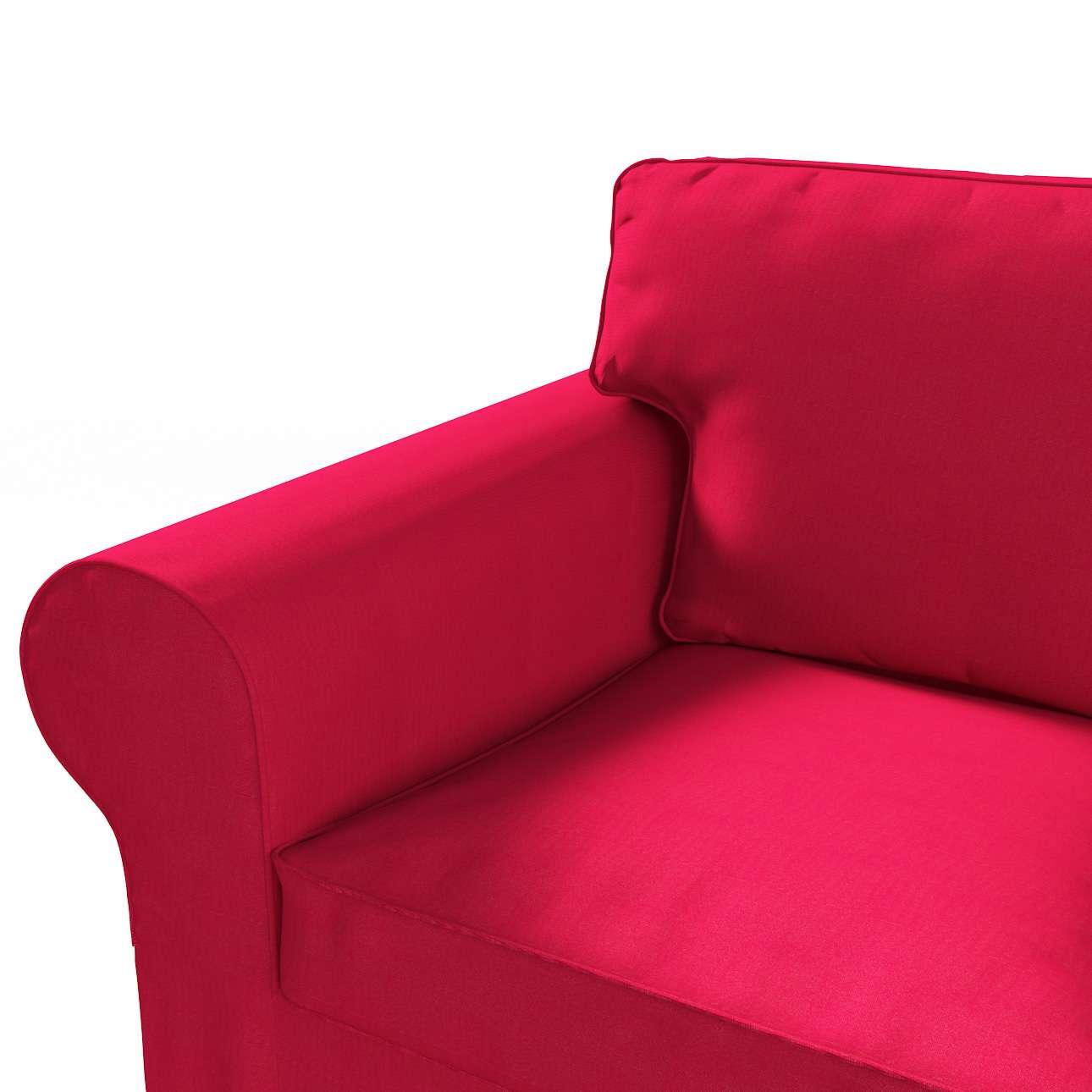 Ektorp trekk 3 seter sovesofa uten boks fra kolleksjonen Etna - Ikke for gardiner, Stoffets bredde: 705-60