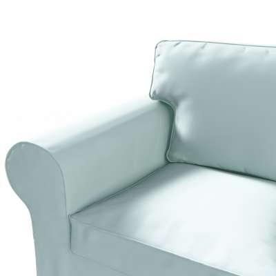 Ektorp trekk 3 seter sovesofa uten boks fra kolleksjonen Cotton Panama, Stoffets bredde: 702-10