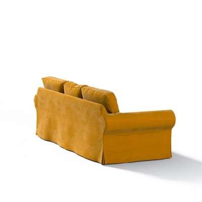 Ektorp trekk 3 seter sovesofa uten boks fra kolleksjonen Velvet, Stoffets bredde: 704-23