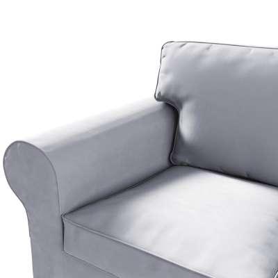 Ektorp trekk 3 seter sovesofa uten boks fra kolleksjonen Velvet, Stoffets bredde: 704-24
