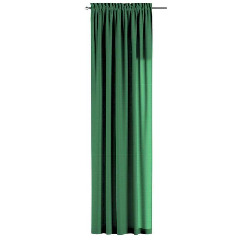 Záves s navliekacou riasiacou páskou V kolekcii Loneta, tkanina: 133-18
