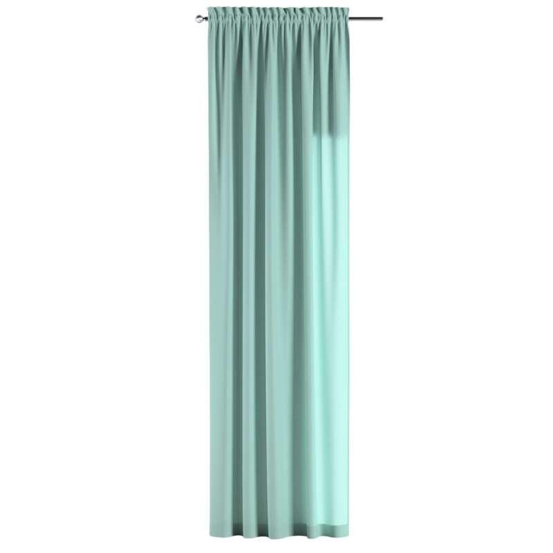 Záves s navliekacou riasiacou páskou V kolekcii Loneta, tkanina: 133-32