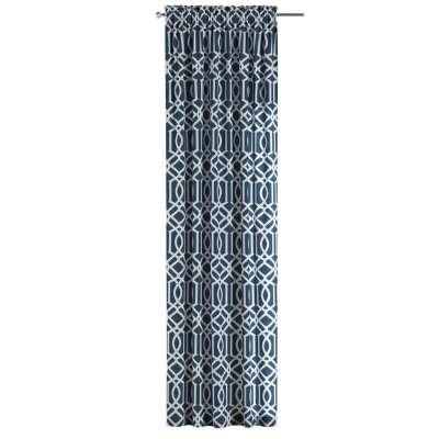 Gardin med løpegang - multibånd 1 stk. fra kolleksjonen Comics, Stoffets bredde: 135-10