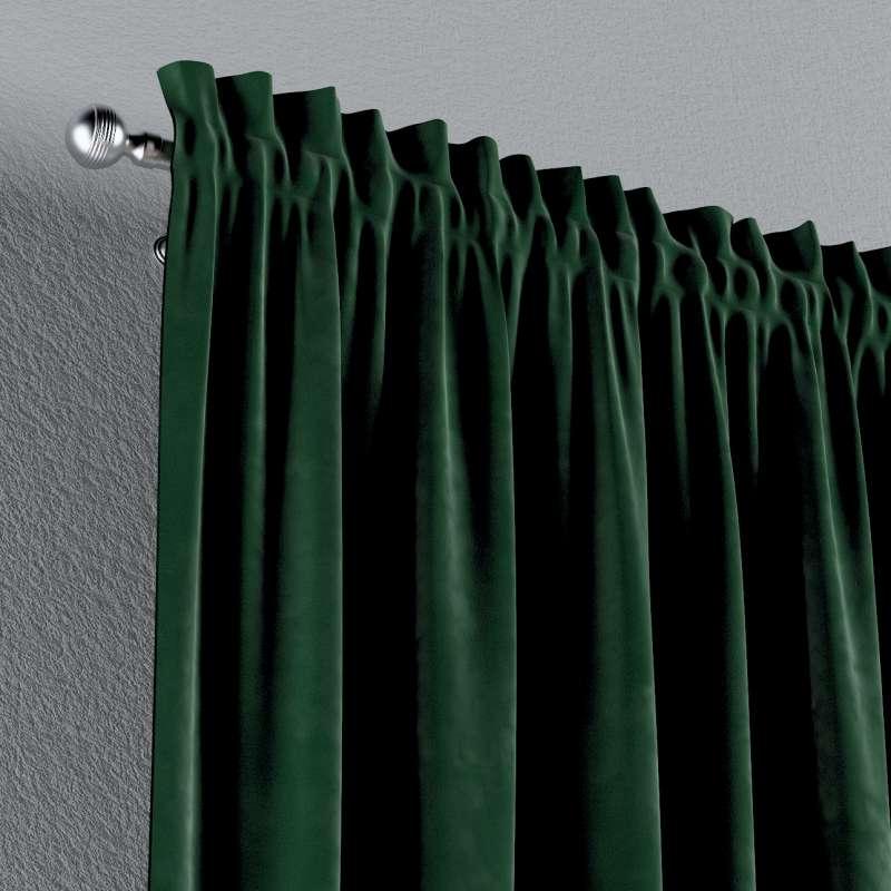 Gardin med løpegang - multibånd 1 stk. fra kolleksjonen Velvet, Stoffets bredde: 704-13