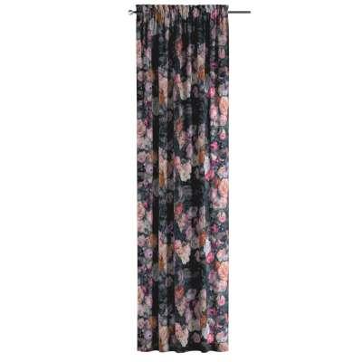 Gardin med løpegang - multibånd 1 stk. fra kolleksjonen Gardenia, Stoffets bredde: 161-02