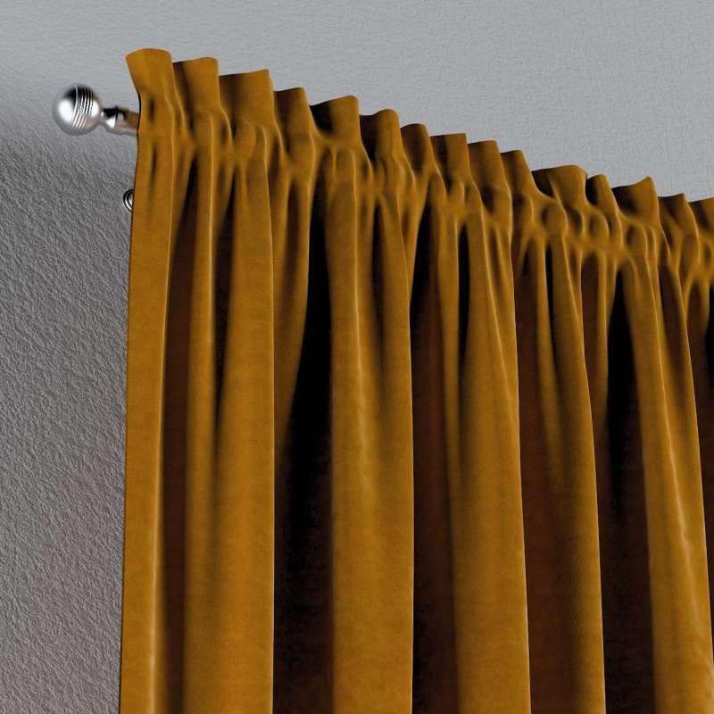 Gardin med løpegang - multibånd 1 stk. fra kolleksjonen Velvet, Stoffets bredde: 704-23