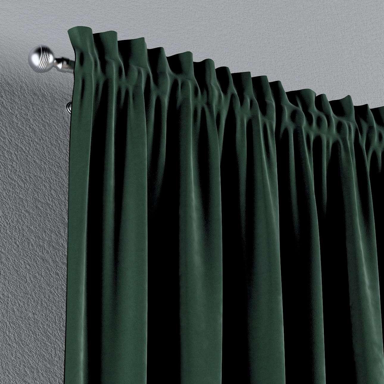 Gardin med løpegang - multibånd 1 stk. fra kolleksjonen Velvet, Stoffets bredde: 704-25