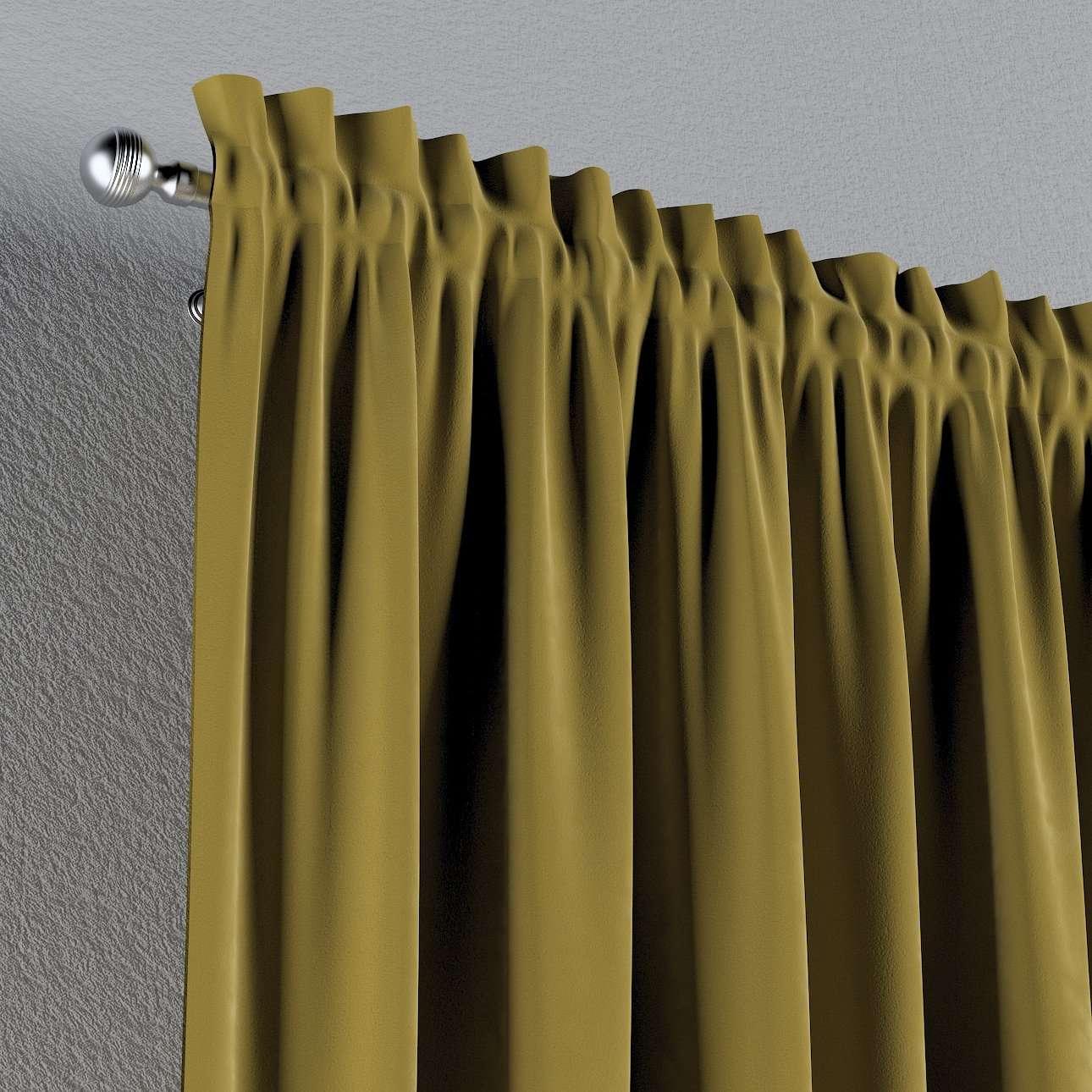 Gardin med løpegang - multibånd 1 stk. fra kolleksjonen Velvet, Stoffets bredde: 704-27