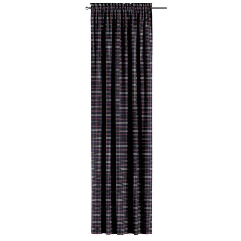 Záves s navliekacou riasiacou páskou V kolekcii Bristol, tkanina: 142-68