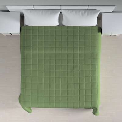 Sengeteppe quiltet<br/>10x10cm firkanter
