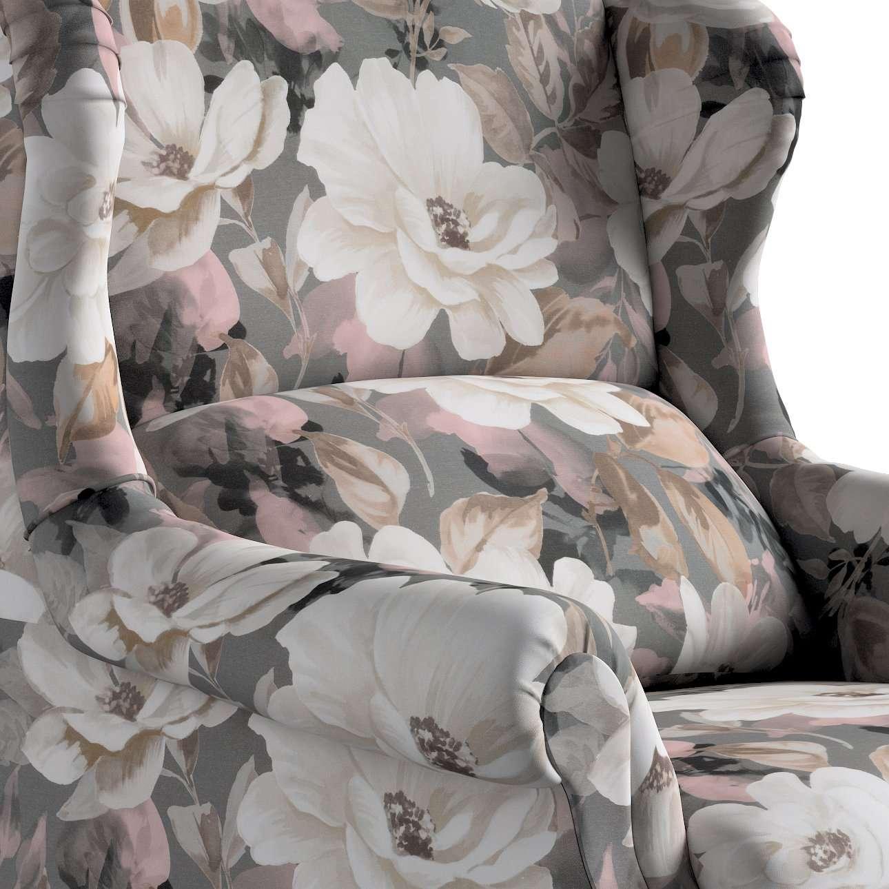Stilingas Dekoria fotelis kolekcijoje Gardenia, audinys: 142-13
