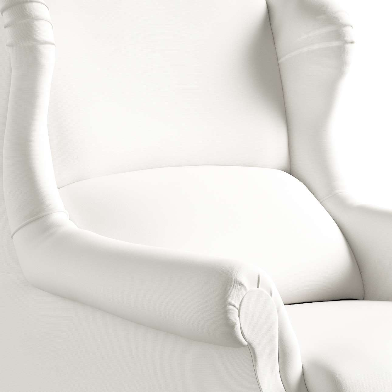 Fotel Willy w kolekcji Cotton Story, tkanina: 702-34