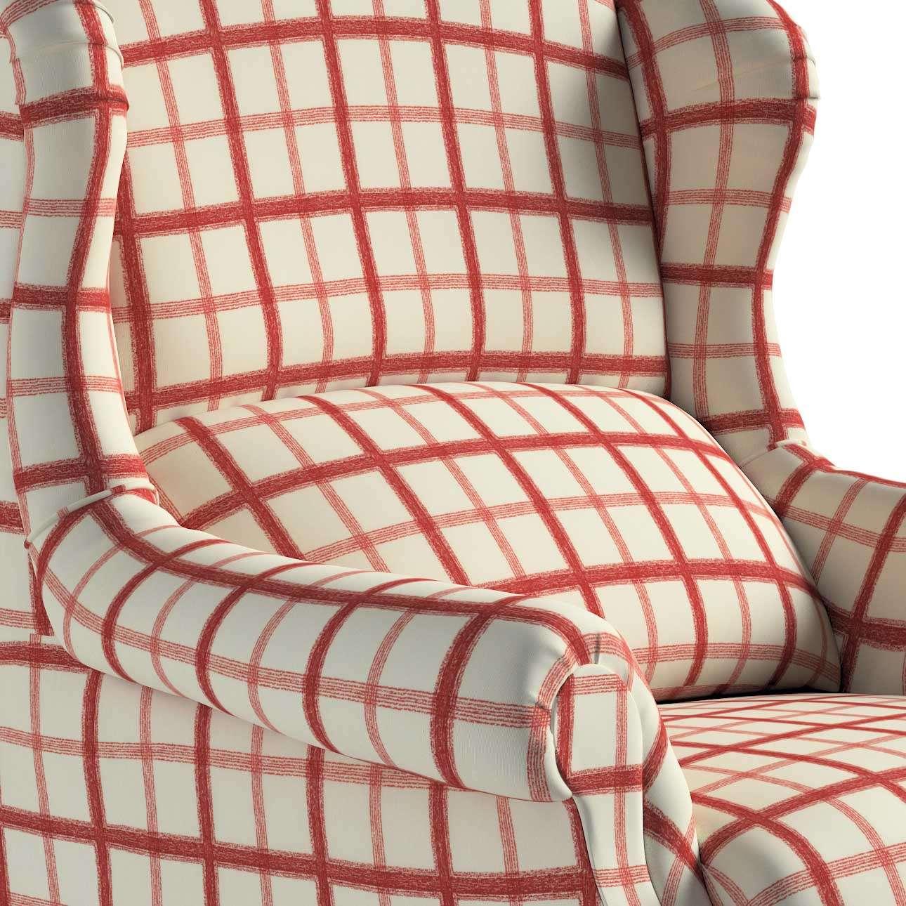 Fotel Unique w kolekcji Avinon, tkanina: 131-15