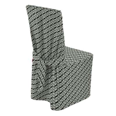 Universal tuolin päällinen mallistosta Black & White, Kangas: 142-78