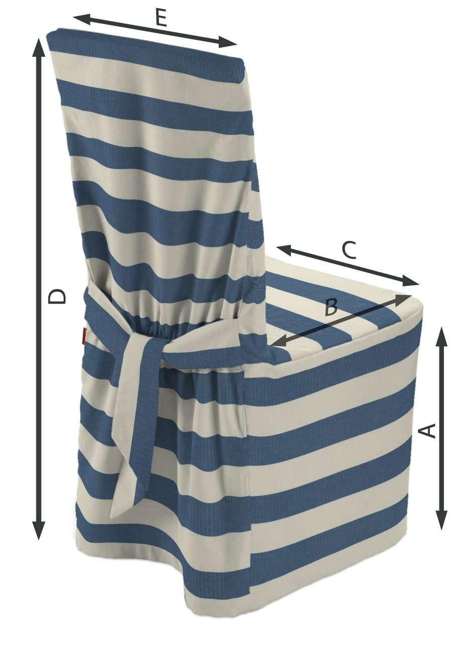 Universal tuolin päällinen mallistosta Quadro, Kangas: 142-70