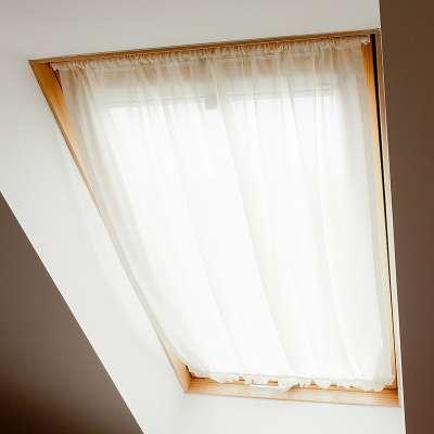 Zasłonka na okno dachowe w kolekcji Romantica, tkanina: 128-77