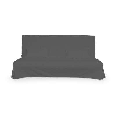 Beddinge einfacher Sofabezug lang mit zwei Kissenhüllen von der Kollektion Edinburgh , Stoff: 115-77