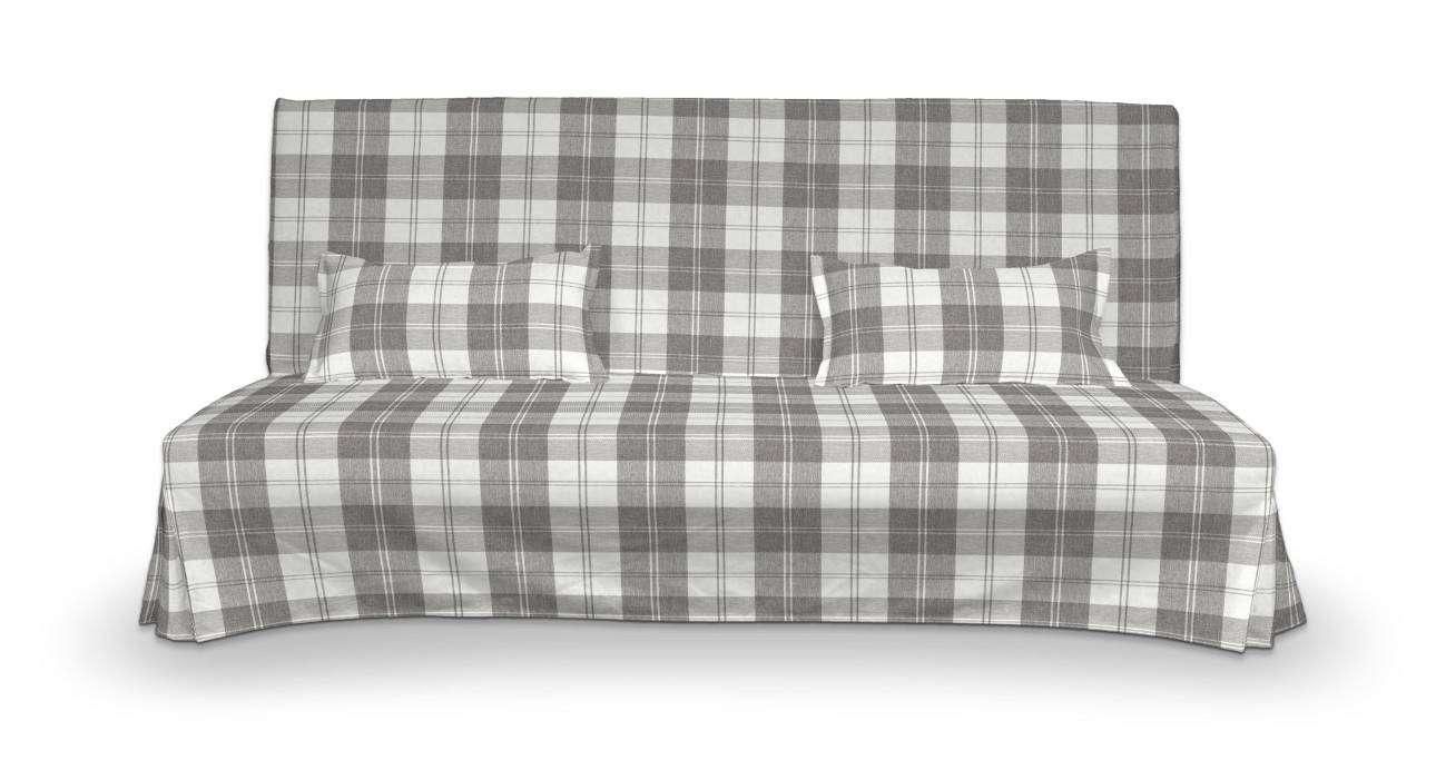 Pokrowiec niepikowany na sofę Beddinge i 2 poszewki w kolekcji Edinburgh, tkanina: 115-79