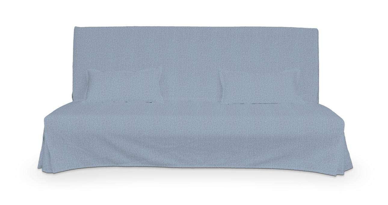 Beddinge trekk til sovesofa, ikke quiltet fra kolleksjonen Chenille, Stoffets bredde: 702-13