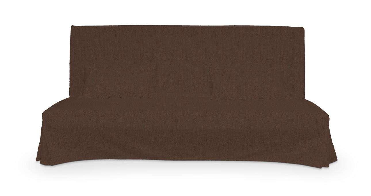 Beddinge trekk til sovesofa, ikke quiltet fra kolleksjonen Chenille, Stoffets bredde: 702-18