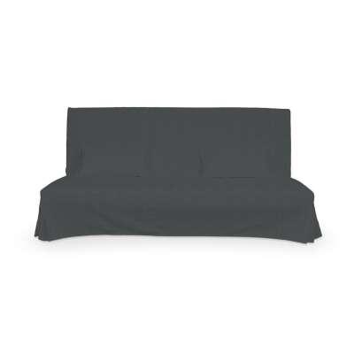 Beddinge einfacher Sofabezug lang mit zwei Kissenhüllen von der Kollektion Chenille , Stoff: 702-20