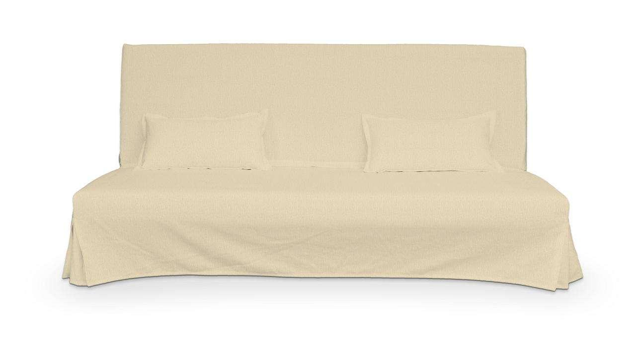 Beddinge trekk til sovesofa, ikke quiltet fra kolleksjonen Chenille, Stoffets bredde: 702-22