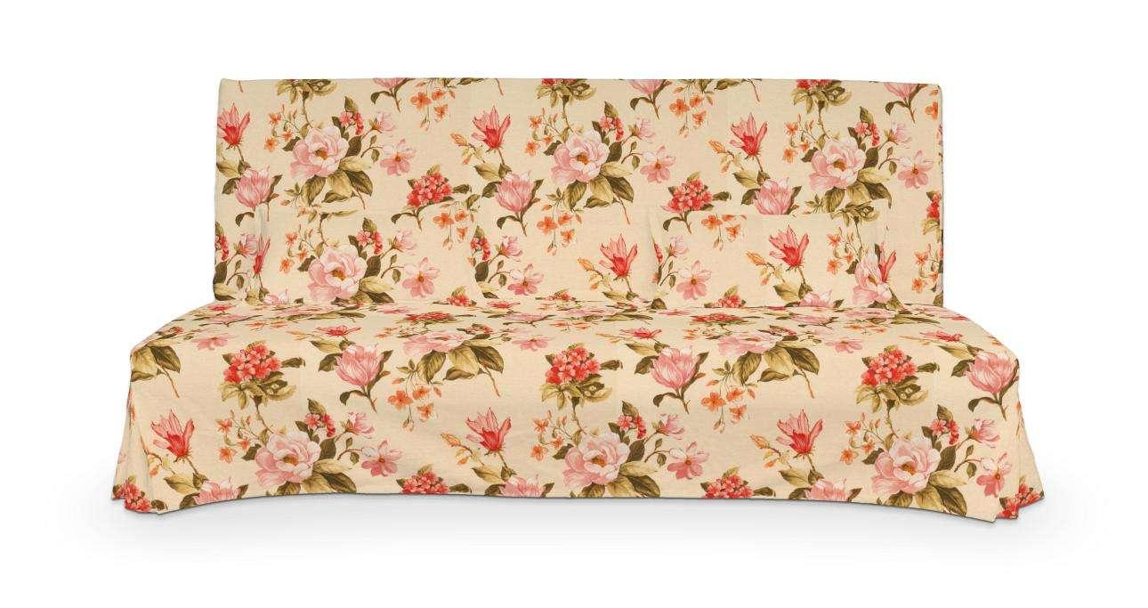 Pokrowiec niepikowany na sofę Beddinge i 2 poszewki w kolekcji Londres, tkanina: 123-05