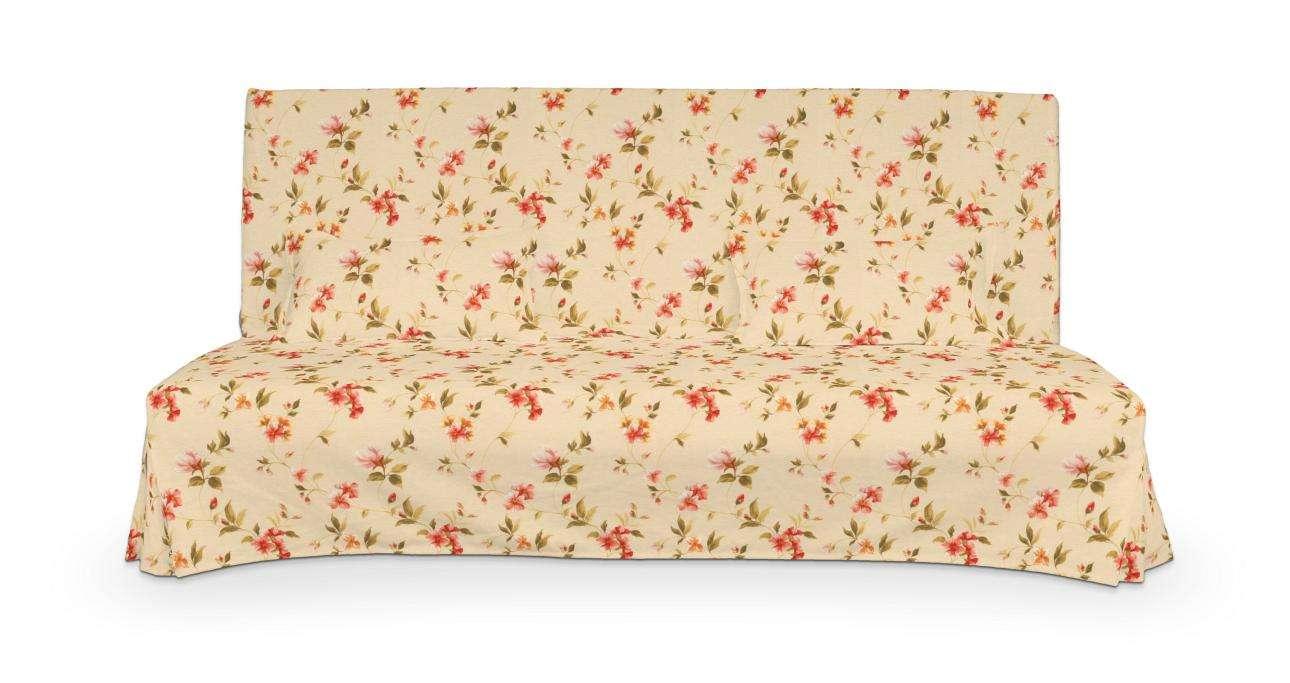 Beddinge einfacher Sofabezug lang mit zwei Kissenhüllen von der Kollektion Londres, Stoff: 124-05
