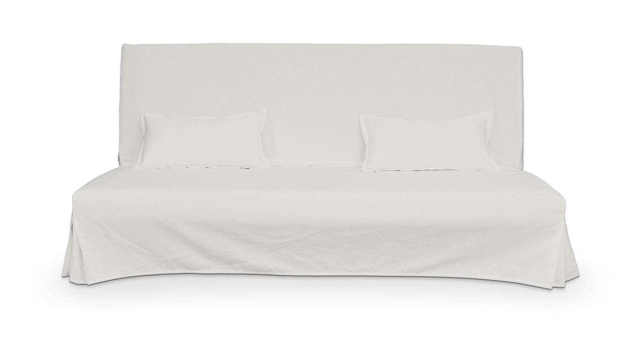 Pokrowiec niepikowany na sofę Beddinge i 2 poszewki w kolekcji Etna, tkanina: 705-01