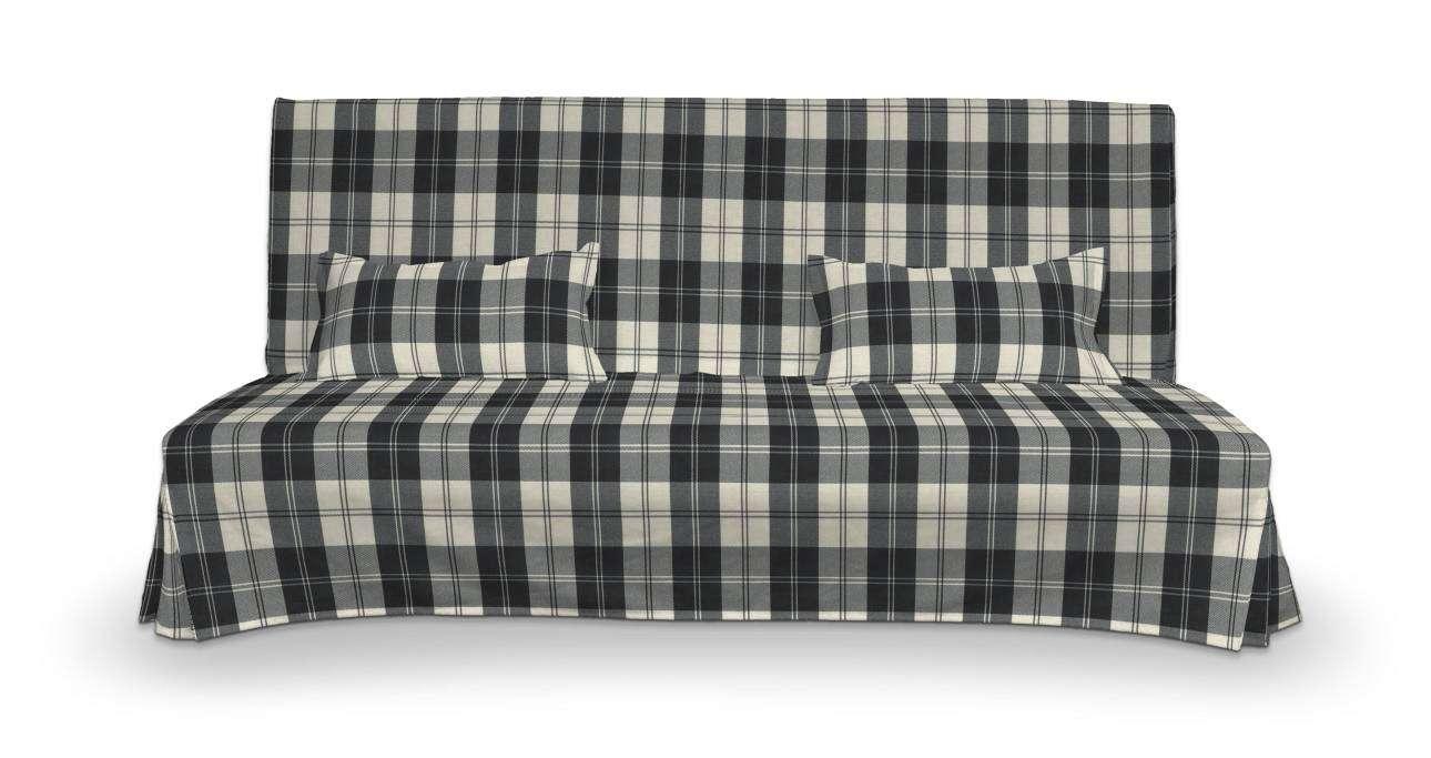 Pokrowiec niepikowany na sofę Beddinge i 2 poszewki w kolekcji Edinburgh, tkanina: 115-74