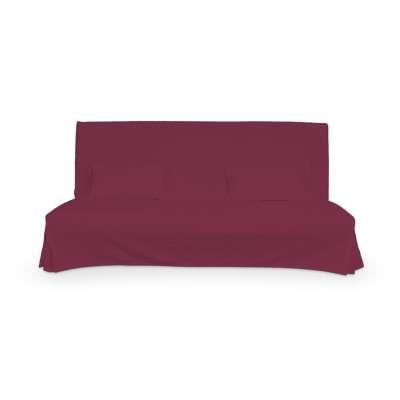 Beddinge einfacher Sofabezug lang mit zwei Kissenhüllen von der Kollektion Cotton Panama, Stoff: 702-32