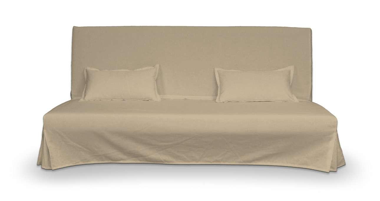 Pokrowiec niepikowany na sofę Beddinge i 2 poszewki w kolekcji Living, tkanina: 160-82