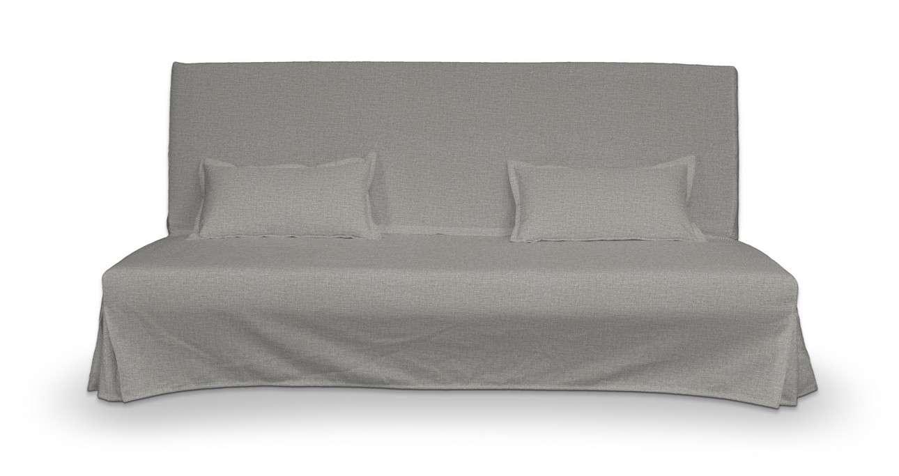 Beddinge einfacher Sofabezug lang mit zwei Kissenhüllen von der Kollektion Living, Stoff: 160-89