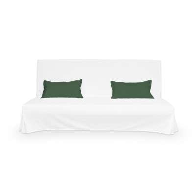 2 poszewki niepikowane na poduszki Beddinge w kolekcji Cotton Panama, tkanina: 702-06