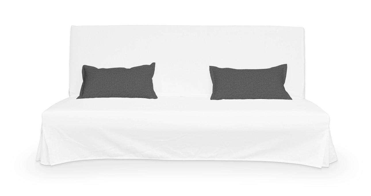 2 poszewki niepikowane na poduszki Beddinge w kolekcji Edinburgh, tkanina: 115-77