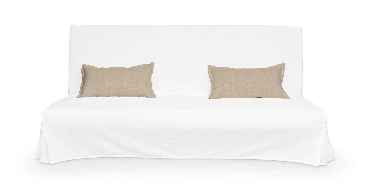 2 poszewki niepikowane na poduszki Beddinge w kolekcji Edinburgh, tkanina: 115-78