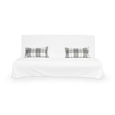 2 poszewki niepikowane na poduszki Beddinge w kolekcji Edinburgh, tkanina: 115-79