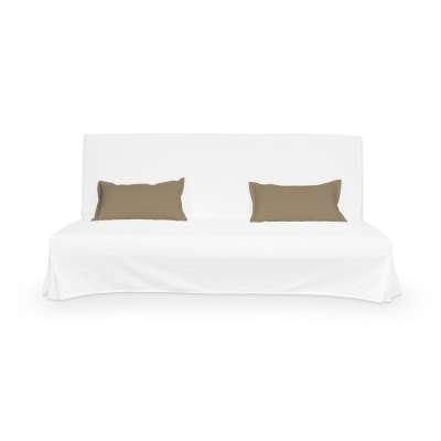 2 poszewki niepikowane na poduszki Beddinge w kolekcji Chenille, tkanina: 702-21