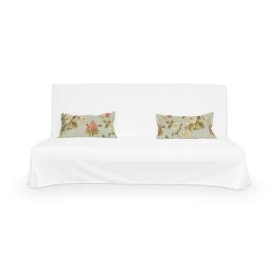 2 poszewki niepikowane na poduszki Beddinge w kolekcji Londres, tkanina: 123-65