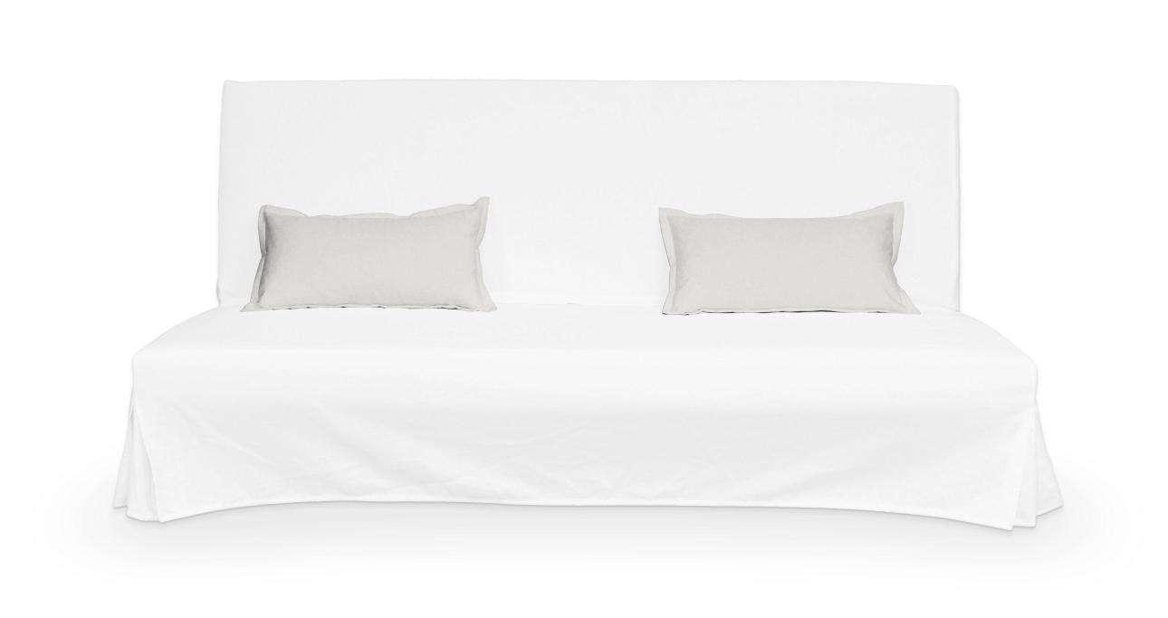 2 poszewki niepikowane na poduszki Beddinge w kolekcji Etna, tkanina: 705-01