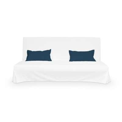 2 poszewki niepikowane na poduszki Beddinge w kolekcji Cotton Panama, tkanina: 702-30