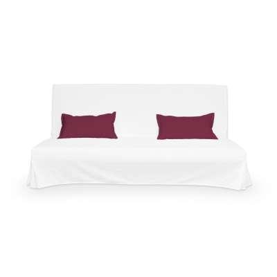 2 poszewki niepikowane na poduszki Beddinge w kolekcji Cotton Panama, tkanina: 702-32