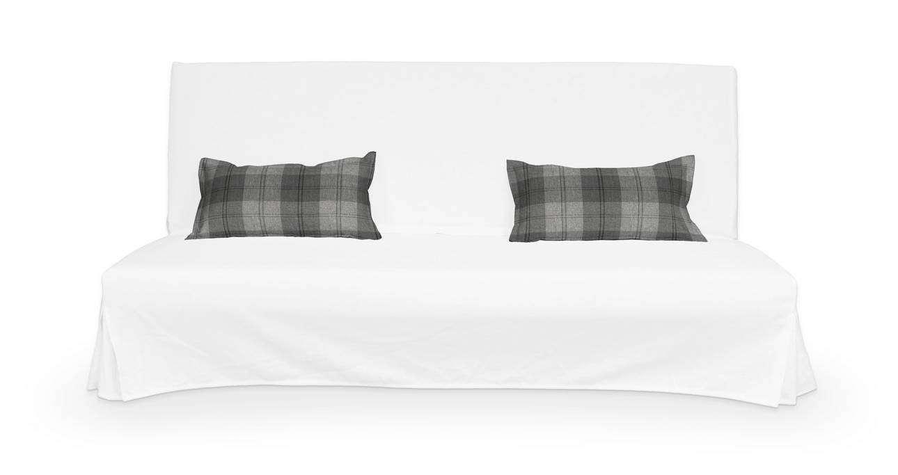2 poszewki niepikowane na poduszki Beddinge w kolekcji Edinburgh, tkanina: 115-75