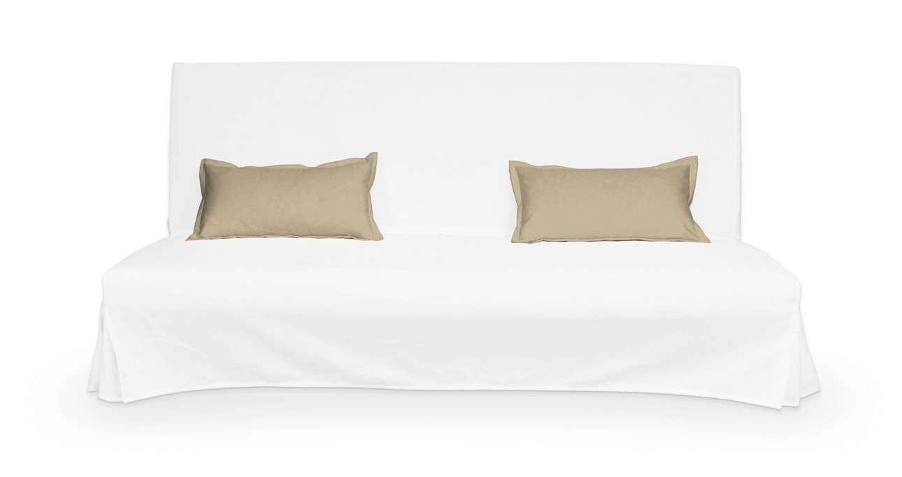 2 poszewki niepikowane na poduszki Beddinge w kolekcji Living, tkanina: 160-82