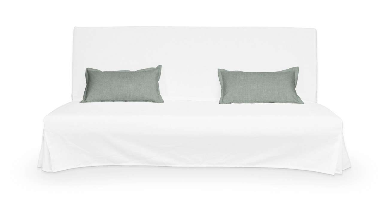 2 poszewki niepikowane na poduszki Beddinge w kolekcji Living, tkanina: 160-86