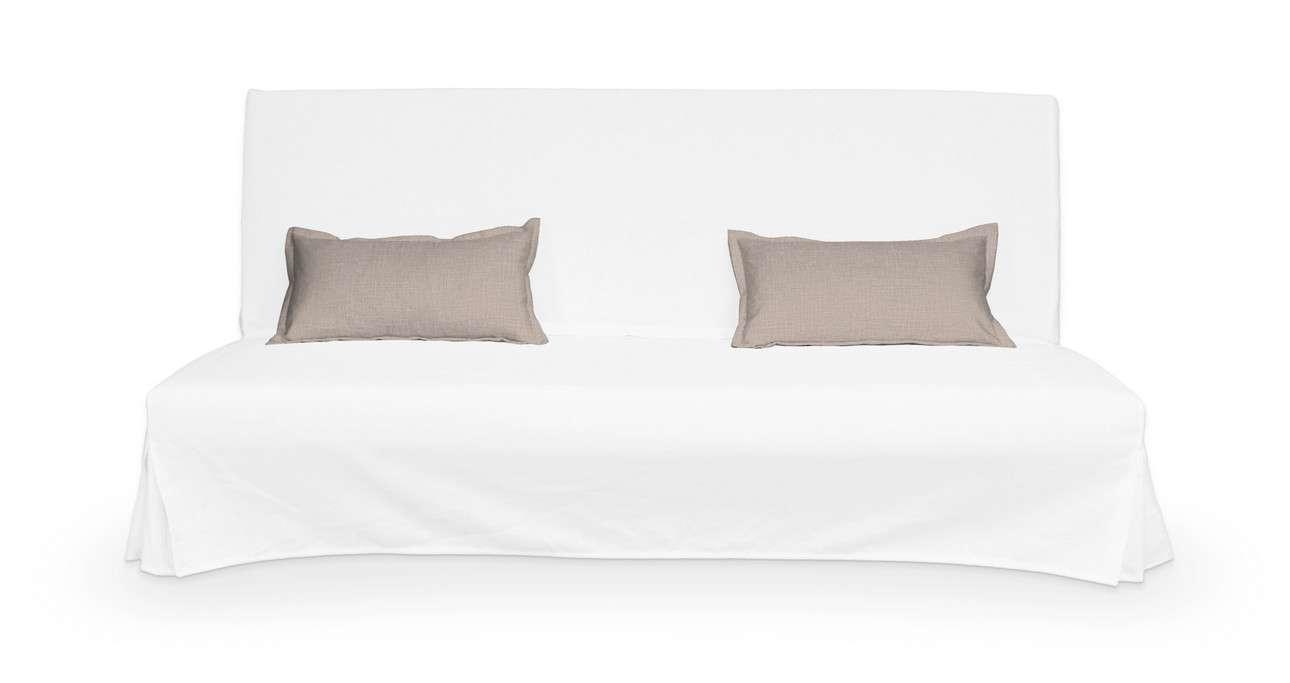 2 poszewki niepikowane na poduszki Beddinge w kolekcji Living, tkanina: 160-85