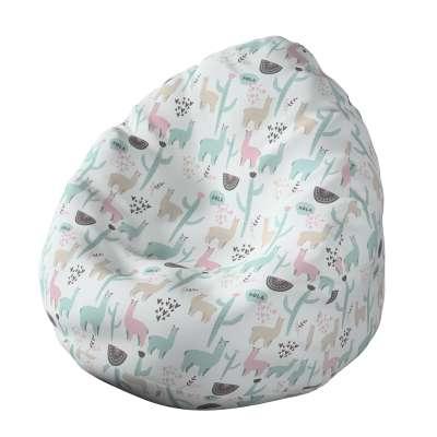 Worek do siedzenia Bowli w kolekcji Magic Collection, tkanina: 500-01